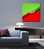 Tallenge Gallery Wrap Canvas 15 x 15 Inch  Color Pencils Framed Digital Art Prints