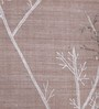 Tasar Natural Grey Silk 16 x 16 Inch Embroidery Cushion Cover