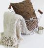 Tezerac Metal White Wire Basket