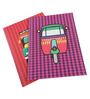 The Elephant Company Multicolour Paper New Transport Notebook - Set of 2