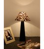 The Lamp Store Brown Poly Cotton Lamp Shade