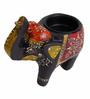 Ambar Showpiece in Multicolour by Mudramark