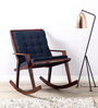 Toston Rocking Chair in Honey Oak Finish by Woodsworth