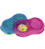 ABK Imports Translucent Supper bowls 325 ml double dish