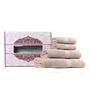 Trident Beige Cotton Towel Gift Kit - Set of 4