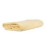 Trident Home Essentials Yellow Cotton Bath Towel