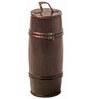 True Twine Barrel Shaped Wine Box