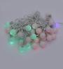 Tu Casa Multicoloured Led Ball String Light (45 Bulbs)