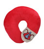 Tubby Neck Rest Cushions in Red Colour by Imagica