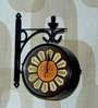 Tu Casa Multi Coloured 10 inch Victorian Station Clock
