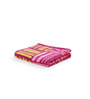 Turkish Bath Multicolour Cotton 28 x 58 Inch Bath Towel - Set of 3