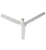 Usha Ace EX White Ceiling Fan - 55.11 inch