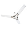 Usha E-series EX5 Pearl Silver Metal 3 Blades Ceiling Fan