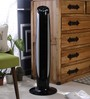 Usha Efikas Black Plastic Tower Fan with Remote
