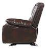 Venus One Seater Recliner in Brown Colour by Royal Oak
