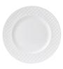 Wedgwood Night & Day Checkerboard Bone China Dinner Plate