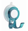 Wenko Plastic Suction hook Paradise