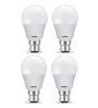 Wipro B22 Warm White 5 W LED Bulbs - Set of 4