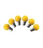 Wipro Safelite Yellow 0.5-Watt LED Bulb - Set of 6