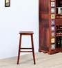 Yelm Bar Stool in Honey Oak Finish by Woodsworth