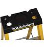 Youngman Fibreglass 4 Steps 4 FT Electric Shock Proof Ladder