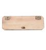Zahab Multicolour Wooden Bold Decorative Keys Holder