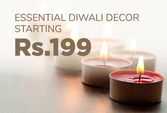 Essential Diwali DecorStarting ₹ 199