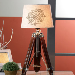 Table Tripod Lamps